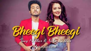 bheegi-bheegi-official-music-video-|-neha-kakkar-tony-kakkar-|-prince-dubey-|-bhushan-kumar