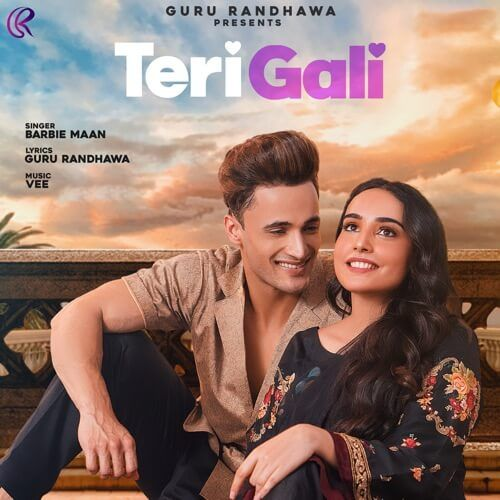 #3-on-trending-teri-gali-official-video-barbie-maan-ft-asim-riaz-|-vee-|-guru-randhawa